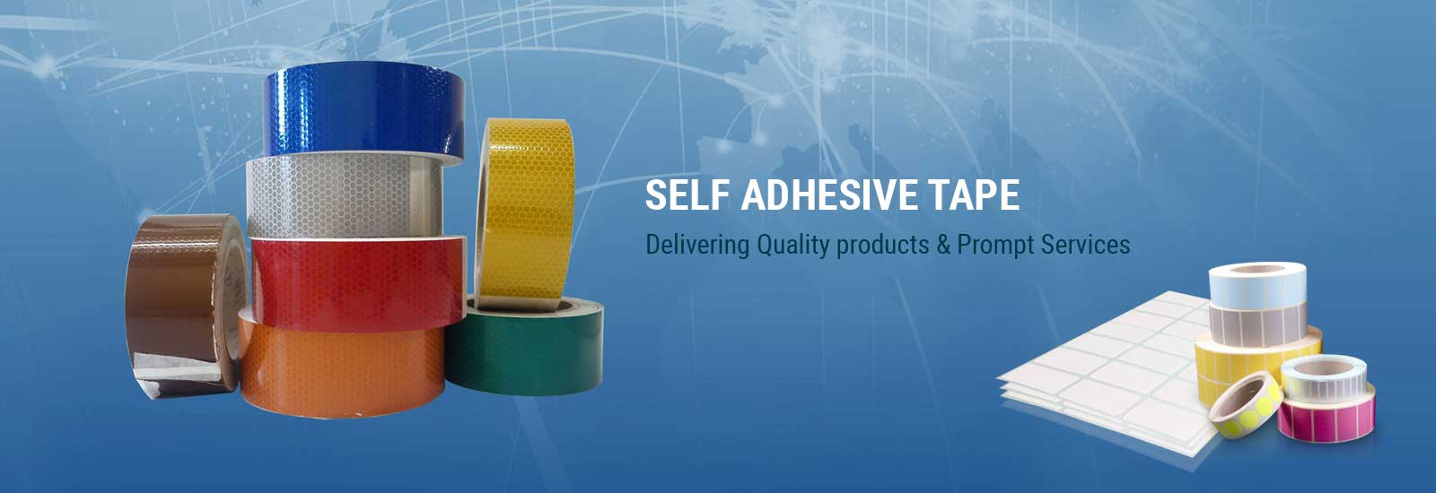 Self Adhesive Tape Manufacturers in Delhi