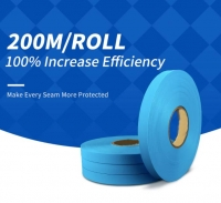Waterproof and Antibacterial Seam Sealing Tapes